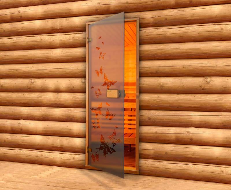 стеклянные двери производство