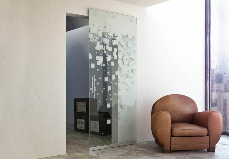 каркасные перегородки стекло