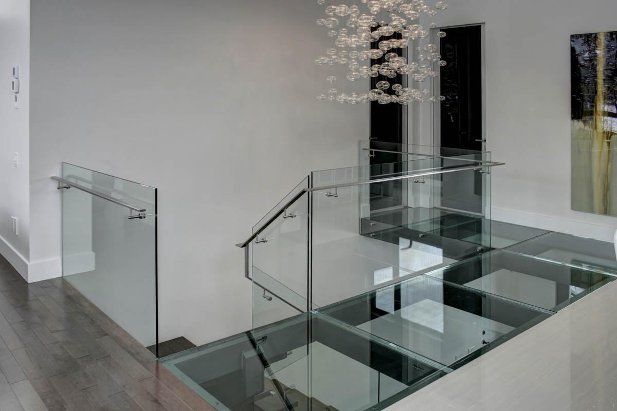 стеклянный пол цена